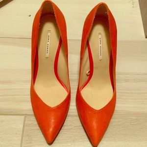 Coral 3 inch Stiletto heels